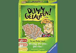 RAVENSBURGER Dumm gelaufen! Ravensburger® Kartenspiele Mehrfarbig