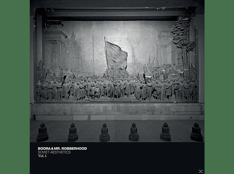Boora And Mr.Robberhood - Soviet Aesthetics Vol.1 [Vinyl]
