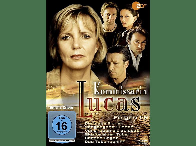 Kommissarin Lucas - Folge 01-06 [DVD]