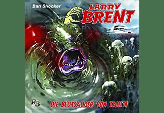 Larry Brent - Die Blutsauger von Tahiti (21)  - (CD)