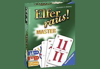 RAVENSBURGER Elfer raus! Master Ravensburger® Kartenspiele Mehrfarbig