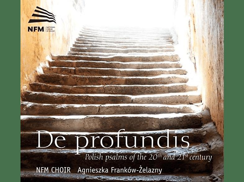 Agnieszka Franków-Żelazny, Nfm Choir - De Profundis: Polnische Psalme [CD]