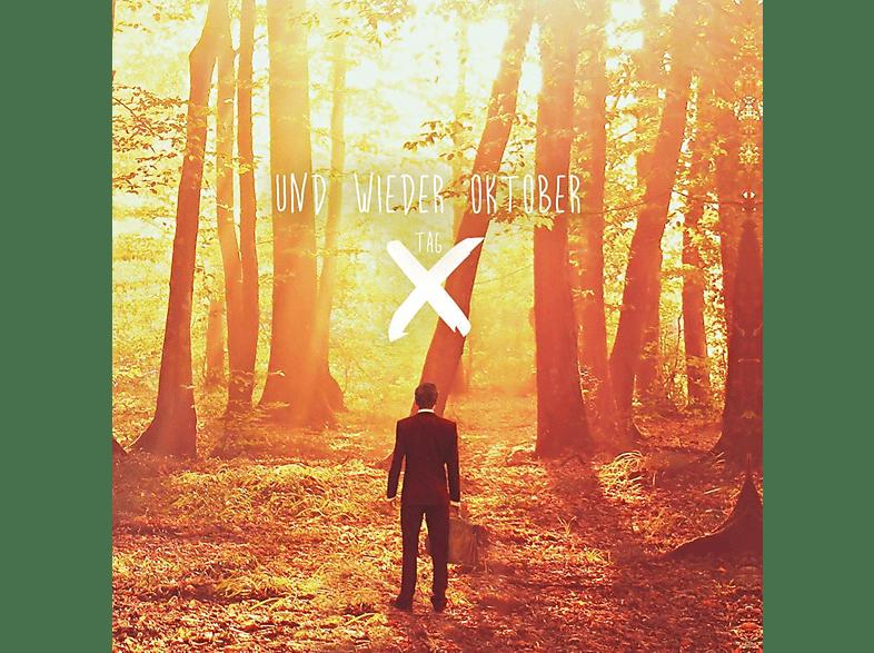 Und Wieder Oktober - Tag X [CD]