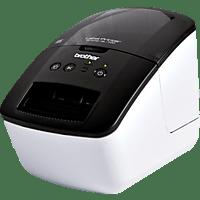 BROTHER QL-700 Etikettendrucker Schwarz/Weiß