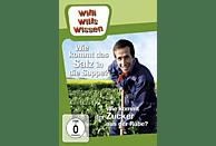 Willi wills wissen - Wie Kommt Salz in die Suppe? / Wie kommt der Zucker aus der Rübe? [DVD]