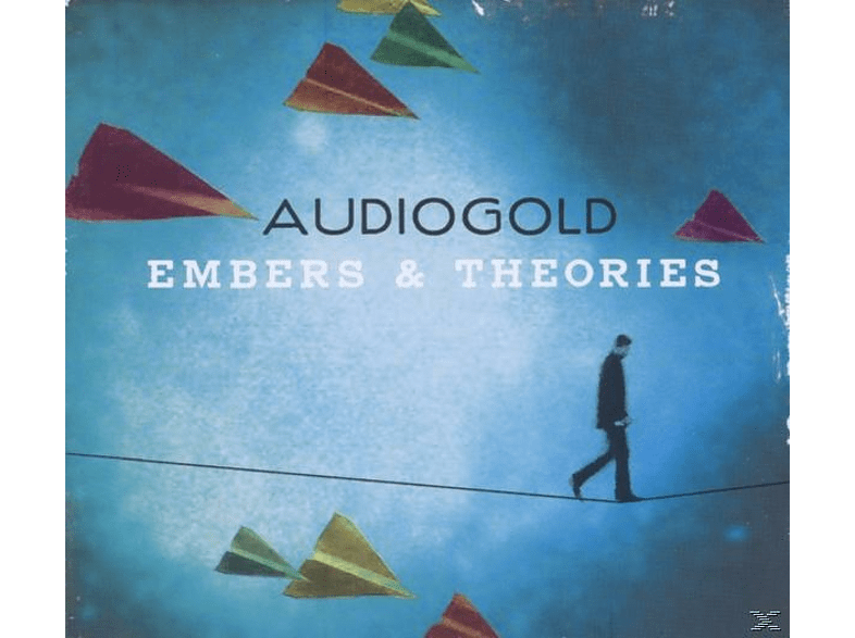 Audiogold - embers and theories [CD]