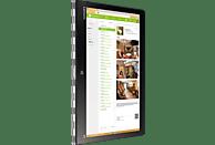 LENOVO Yoga 900, Convertible mit 13.3 Zoll Display, Core™ i7 Prozessor, 8 GB RAM, 512 GB SSD, HD-Grafik 520, Silber