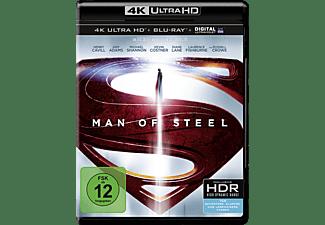 Man Of Steel 4K Ultra HD Blu-ray + Blu-ray