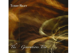 Terry Riley - The 3 Generations Trio - (CD)