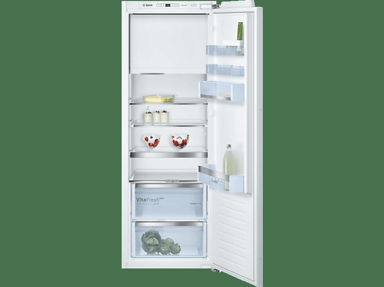 BOSCH KIL72AD40  Kühlschrank (A+++, 130 kWh/Jahr, 1577 mm hoch, Weiß)