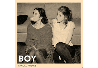 The Boy - Mutual Friends (Inkl.Bonustrack+Cd) - (Vinyl)