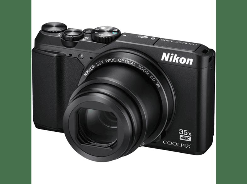 NIKON CoolPix A900 Svart Kompaktkamera Köp på MediaMarkt.se