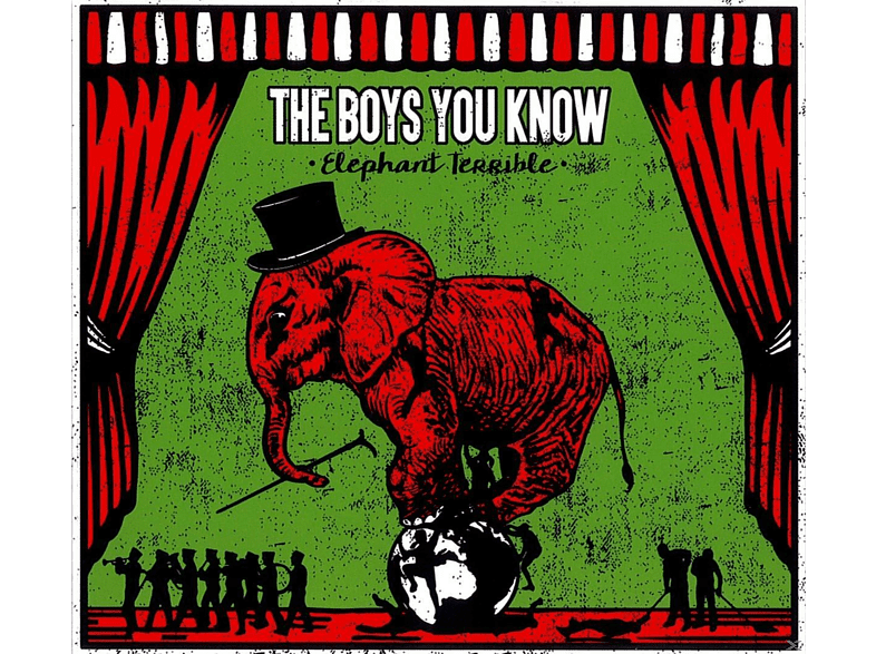 The Boys You Know - Elephant Terrible [CD]
