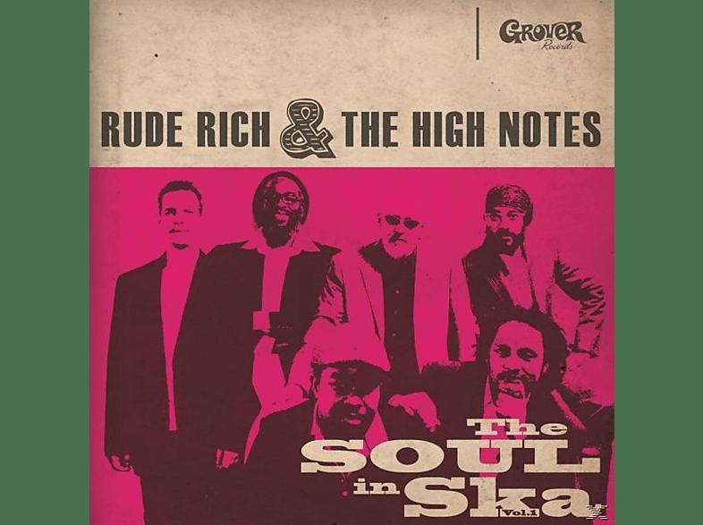 Rude Rich & The High Notes - The Soul In Ska Vol.1 [LP + Bonus-CD]