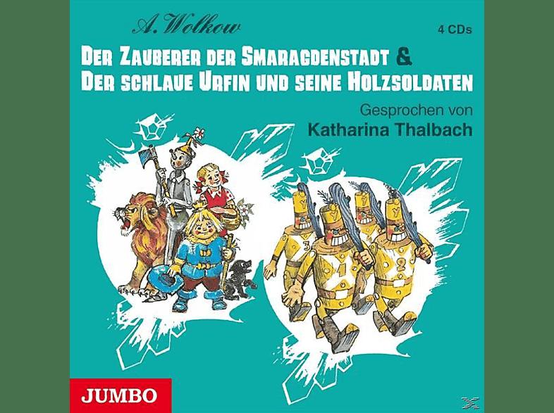 Alexander Wolkow - Der Zauber der Smaragdenstadt & Der schlaue Urfin und seine Holzsoldaten - (CD)