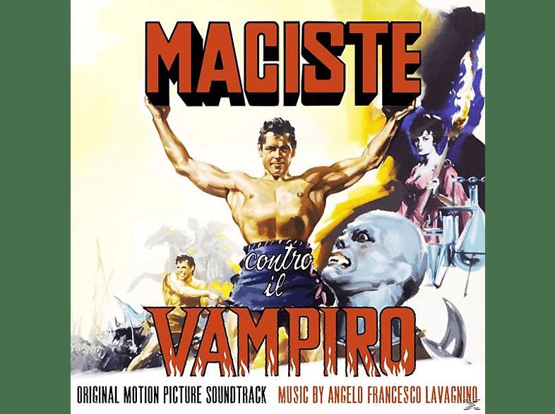 Angelo Francesco Lavagnino - Maciste Contro Il Vampiro [CD]