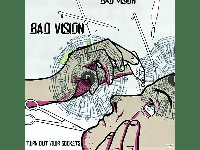 Bad Vision - Turn Ourt Your Sockets [Vinyl]