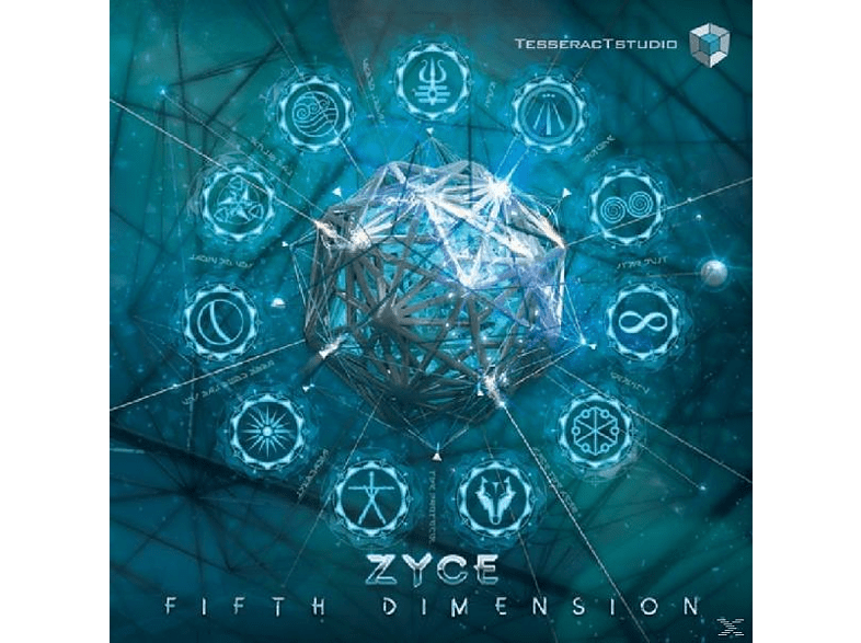 Zyce - Fifth Dimension [CD]
