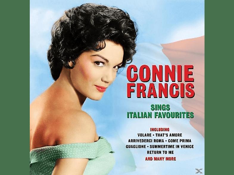 Connie Francis - Sings Italian Favorites [CD]