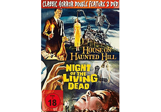 Classic Horror Double Feature: House on Haunted Hill/ Night of the Living Dead DVD
