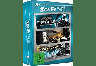 Science Fiction Movie  Night DVD