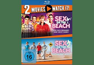 Sex on the Beach / Sex on the Beach 2 Blu-ray