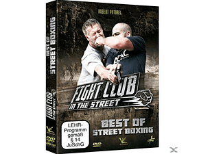 Fight Club Best of Street Boxing - (DVD)
