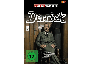Derrick (3DVD-Box) Vol. 04 DVD