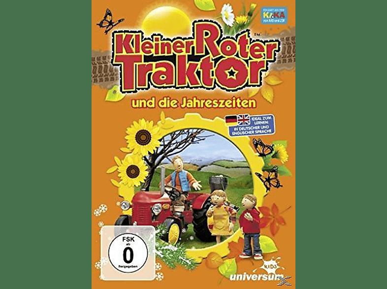 Kleiner Roter Traktor und die Jahreszeiten [DVD]