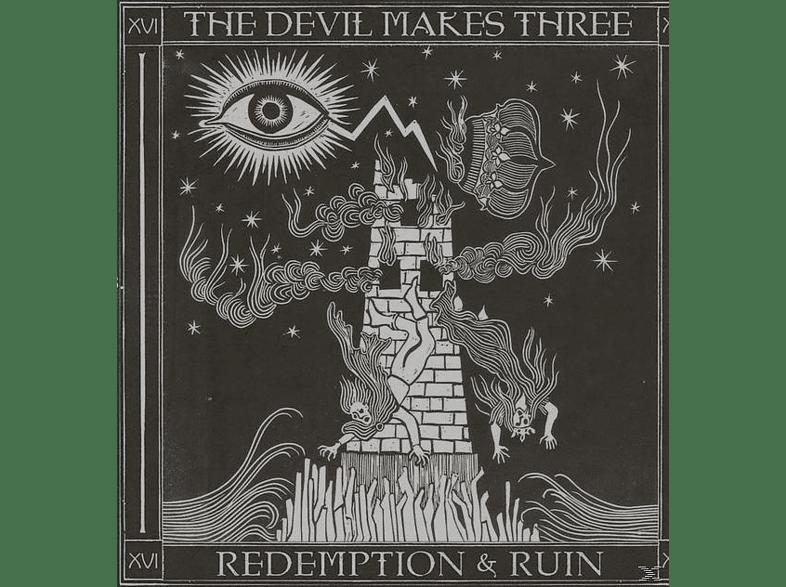 Devil Makes Three - Redemption & Ruin [Vinyl]