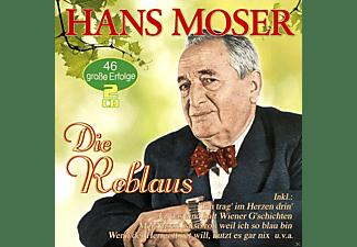 Hans Moser - Die Reblaus-46 Große Erfolge  - (CD)