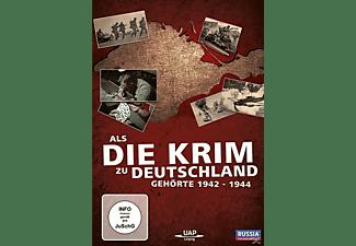 ALS DIE KRIM ZU DEUTSCHLAND GEHÖRTE 1942-1944 DVD