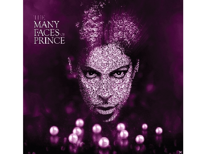 Prince, VARIOUS - Many Faces Of Prince [CD]