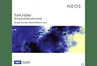 Minquet-quartett, Markus Bellheim - Streichquartette [CD]