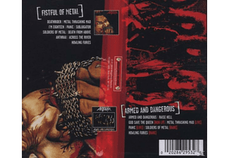 Anthrax - FISTFUL OF METAL & ARMED AND DANGEROUS  - (CD)