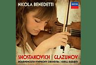 Nicola Benedetti, Bournemouth Symphony Orchestra - Shostakovich [CD]