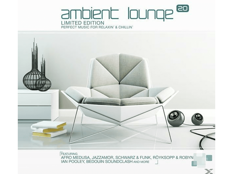 VARIOUS - Ambient Lounge Vol.20 [CD]