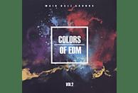 VARIOUS - Colors Of Edm (Volume 2) [CD]