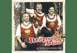 Ursprung Buam - Echte Volksmusik  - (CD)