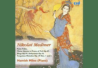 Hamish Milne - Medtner Piano Music Vol.1  - (CD)