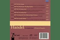 L'ecole D' Orphee, Ecole D'orphee - Händel Chamber Music Cpl. [CD]