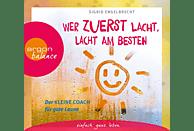 Jutta Ribbrock - Wer zuerst lacht, lacht am besten - (CD)