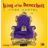 Vybz Kartel - King Of The Dancehall [CD]