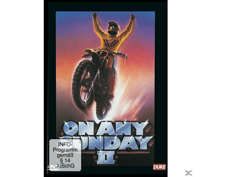 Onany Sunday 2 [DVD]