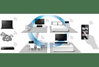 SONY SRS-ZR7 - Streaming Lautsprecher (App-steuerbar, Bluetooth, Schwarz)