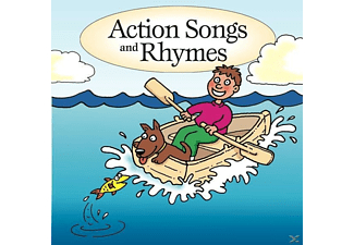 VARIOUS - Action Songs And Rhymes - (CD)