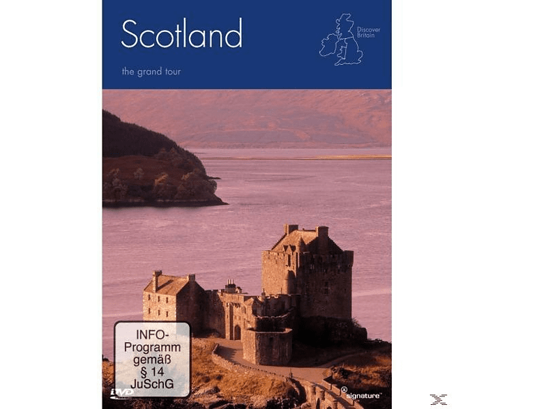 SCOTLAND THE GRAND TOUR [DVD]