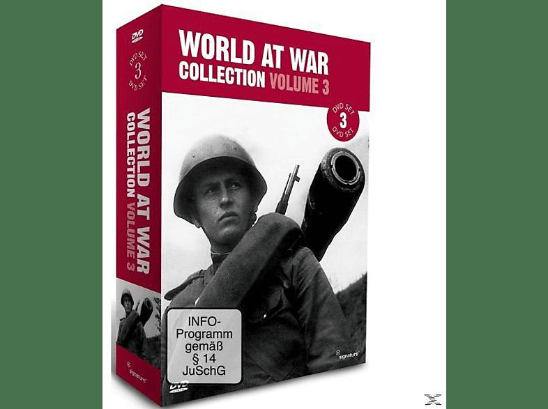 WORLD AT WAR COLLECTION 3 [DVD]