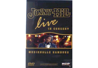 Jonny Hill, Johnny Hill - LIVE IN CONCERT - (DVD)