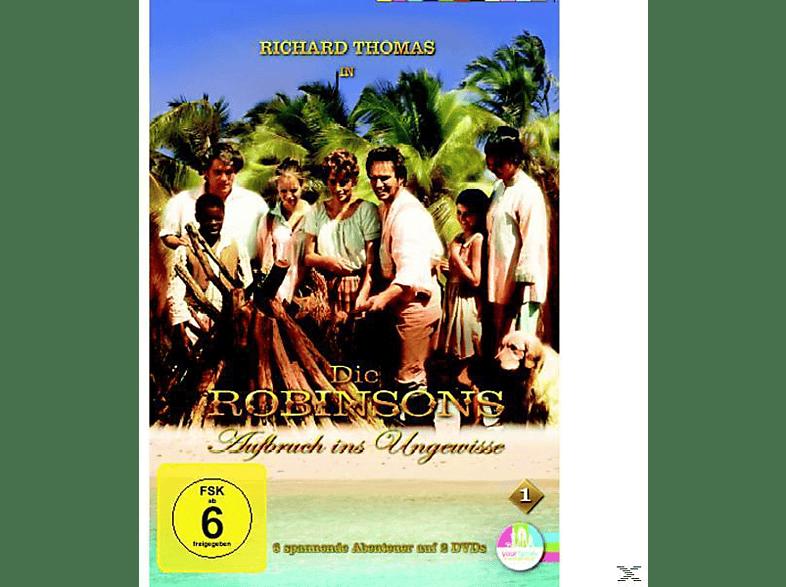 001 - AUFBRUCH INS UNGEWISSE [DVD]